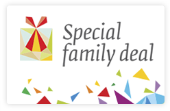 Special family deal